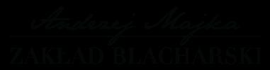 Zakład blacharski Andrzej Majka | Rzeszów Logo